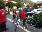 Et samedi soir, short track en ville...Cédric, Remy & Tatou au start